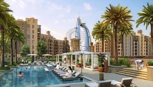 2 Bedroom Flat for Sale in Umm Suqeim, Dubai - Ultra Luxury Three Bedroom Front Of Burj Arab