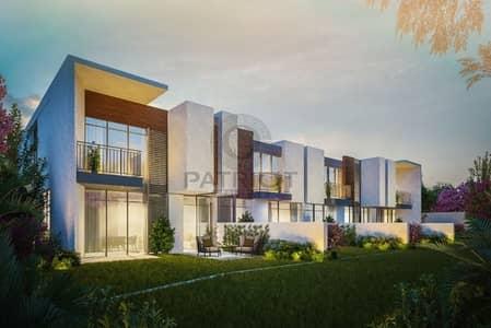 3 Bedroom Villa for Sale in Dubailand, Dubai - Cherry woods Townhouse| 5 Year  Post Handover Payment Plan