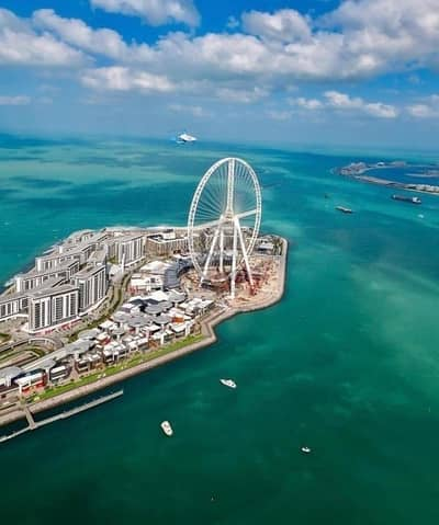 فلیٹ 2 غرفة نوم للبيع في جزيرة بلوواترز، دبي - Two Bedroom| Waterfront Living|Bluewater Island