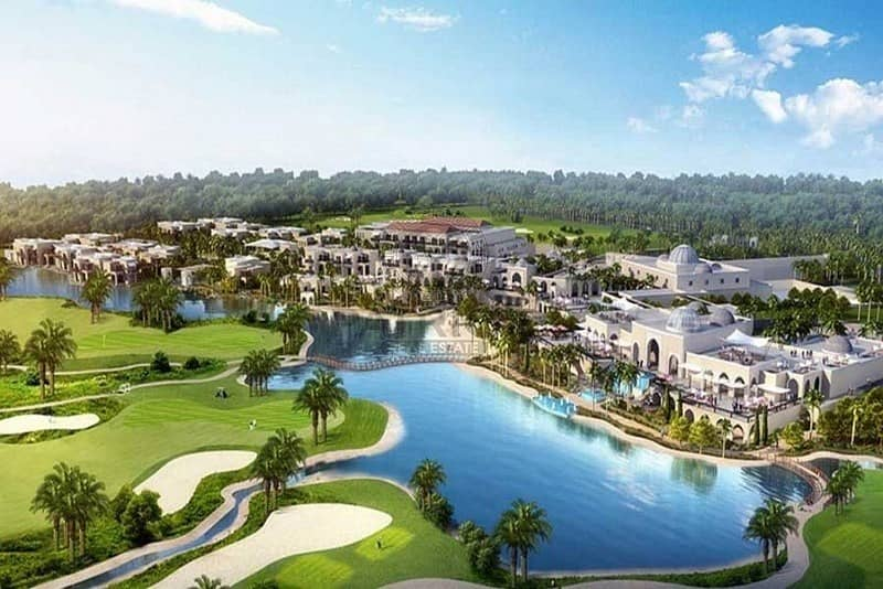 The perfect Investment / 5 Star Golf Course Community in Dubai