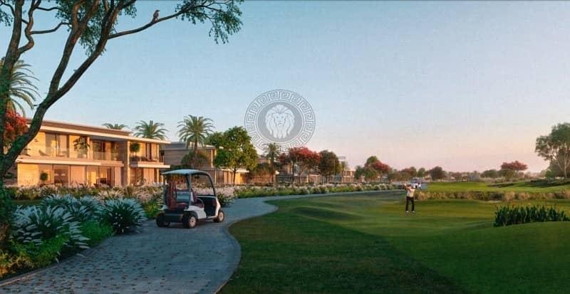 11 Six Bedroom Villa In Dubai Hills Estate | Golf View