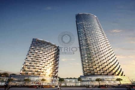 2 Bedroom Apartment for Sale in Downtown Dubai, Dubai - Exclusive 2 BR  Apt | High Floor| Full Sea View |Burj Vista