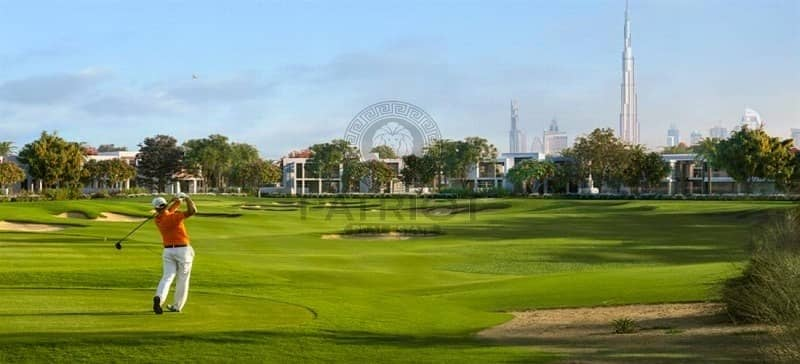 Live at Golf Ville | Best Investment Opportunity | HIGH ROI