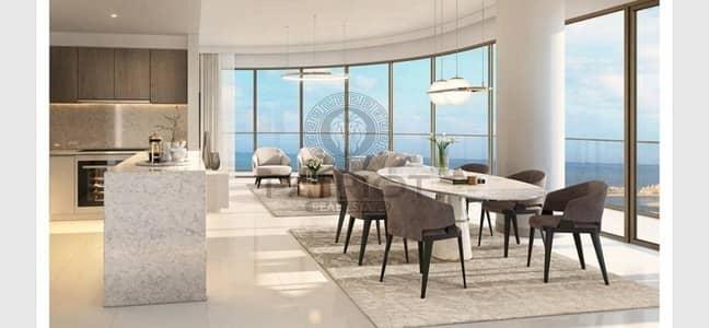 4 Bedroom Flat for Sale in Dubai Harbour, Dubai - Exclusive 4Bed Penthouse Direct Beach Access Full Atlantis&Marina; 360 Views