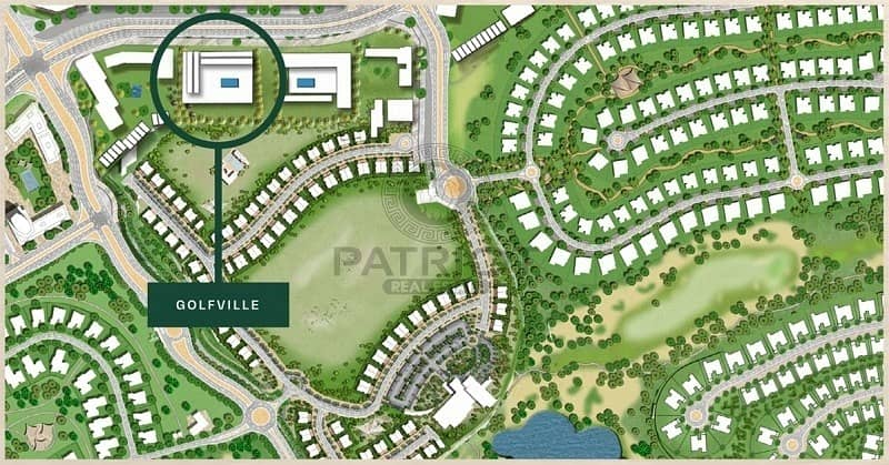 13 Live at Golf Ville | Best Investment Opportunity | HIGH ROI