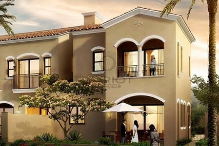 3 Bedroom Townhouse for Sale in Serena, Dubai - 3 BED+MAID ROOM IN CASA DORA| BOOK WITH GREAT PAYMENT PLAN