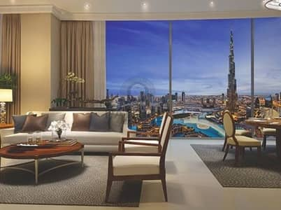 1 Bedroom Apartment for Sale in Downtown Dubai, Dubai - EXCELLENT LOCATION IN DOWNTOWN| BEST INVESTMENT  BURJ ROYALE