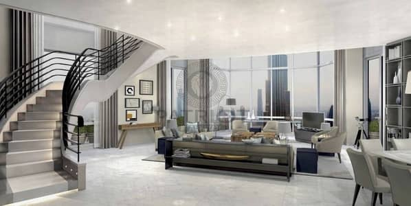 1 Bedroom Apartment for Sale in Downtown Dubai, Dubai - Amazing payment plan @ Vida Residence Downtown Fully Furnished Ready to Move by