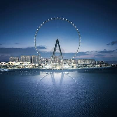 3 Bedroom Flat for Sale in Bluewaters Island, Dubai - Property Ready to Show | Dubai Eye Sea View Room | Call Now