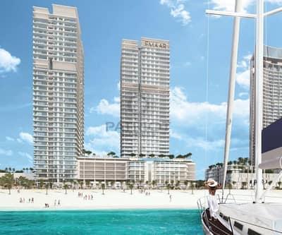 شقة 2 غرفة نوم للبيع في دبي هاربور، دبي - Beachfront Living   Limited Units Available   Book Now