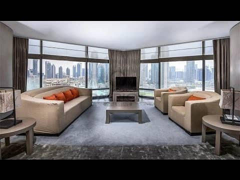 2 1 Bed Apt in Armani Residences|Best Investment in Downtown