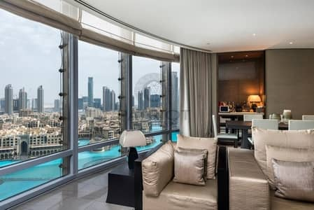 1 Bed Apt in Armani Residences|Best Investment in Downtown