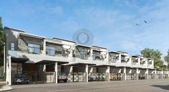 تاون هاوس 3 غرف نوم للبيع في الفرجان، دبي - Ready To move in Villa|3 en suite bedrooms+Maid room