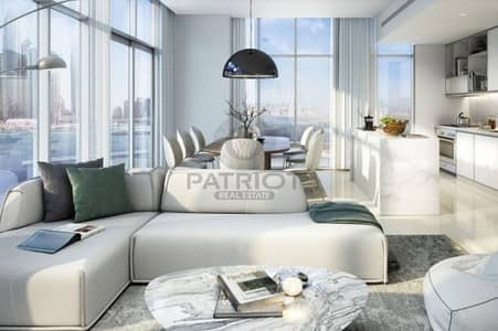 4 Bedroom Penthouse for Sale in Dubai Harbour, Dubai - Live in Luxurious 4 Bed Penthouse with Beach Front View