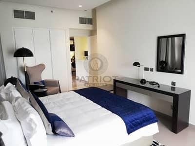 شقة 1 غرفة نوم للايجار في الخليج التجاري، دبي - Luxury Serviced Fully Furnished Apartment by Damac
