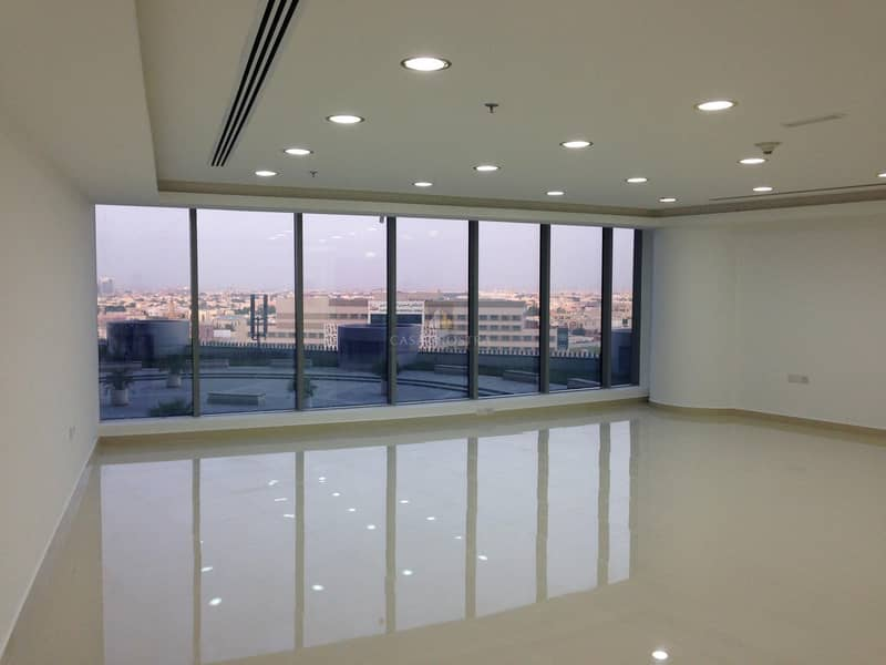 600K Vacant Fully Fitted Office in I-Rise Tower