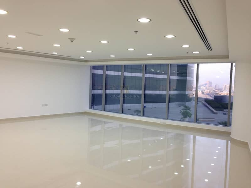 2 600K Vacant Fully Fitted Office in I-Rise Tower