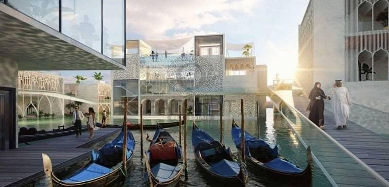 11 8% Guaranteed ROI for 10 Years Floating Sea House Villa