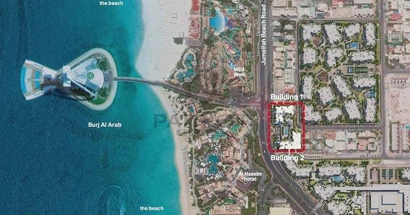 12 Burj Al Arab Amazing view Madinat Jumeirah Living