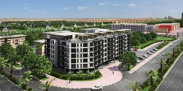 فلیٹ 1 غرفة نوم للبيع في مدينة محمد بن راشد، دبي - Guaranteed 15% ROI-1 Bedroom in Mydan Kent College View