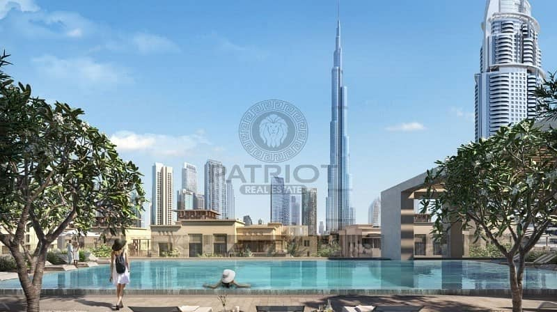 Investment -Luxury 2 BHK Apartment  - Emaar in Down Town