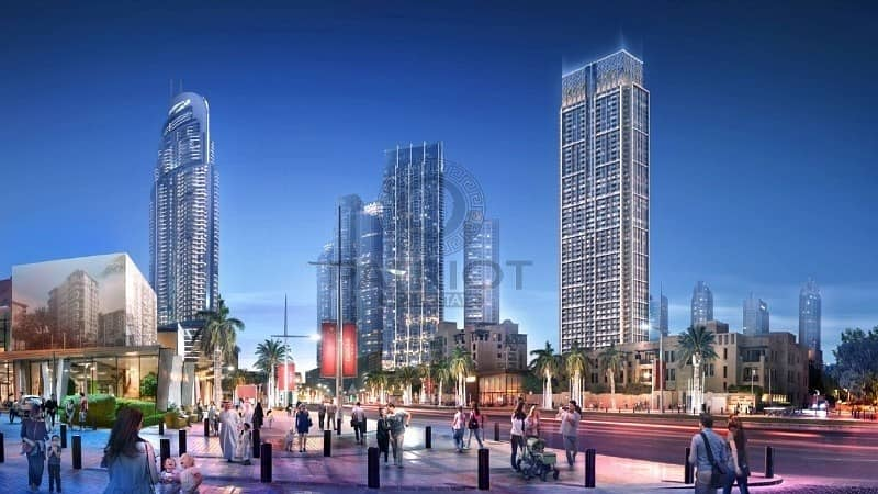 2 Investment -Luxury 2 BHK Apartment  - Emaar in Down Town