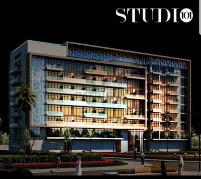 1 Bedroom Apartment for Sale in Dubai Studio City, Dubai - Invt - Opportunity own 1BHK with 1% Monthly Installment