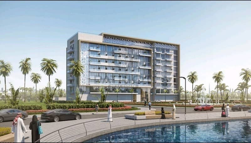 2 Invt - Opportunity own 1BHK with 1% Monthly Installment