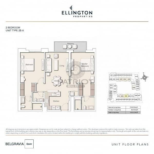 27 Luxurious Apartment in Dubai Belgravia by Ellington