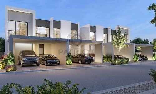 3 Bedroom Townhouse for Sale in Dubailand, Dubai - Amazing offer 3 bed townhouse in La Rosa villanova
