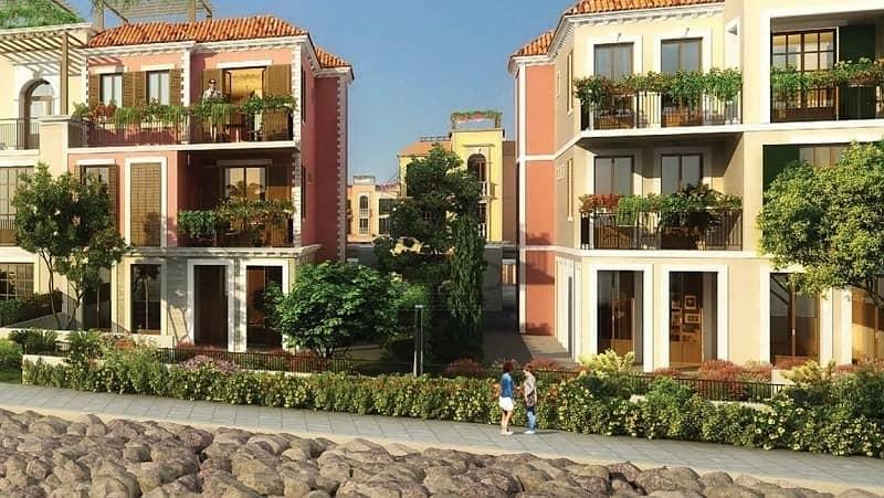 2 Villa for sale in Dubai jumeirah Beach Access | Sur La Mer