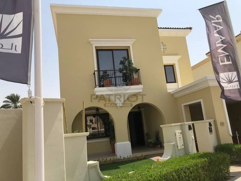 1 Great Investment Opportunity 5 Bed Villa  by Emaar