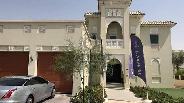1 4BR Villa|Dubai Al Furjan with 7 years post handover plan