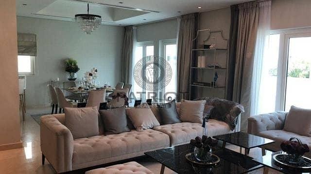 12 4BR Villa|Dubai Al Furjan with 7 years post handover plan
