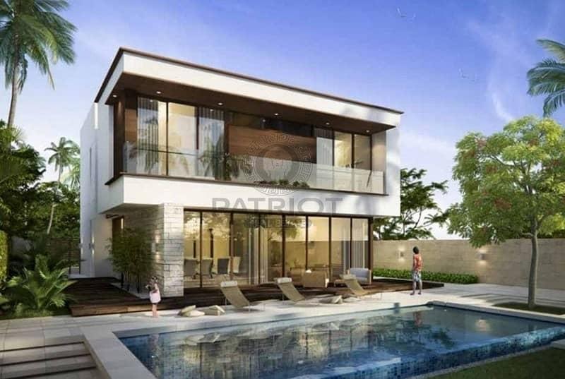 4 bedroom villa ready to move in  Jumeirah village circle 