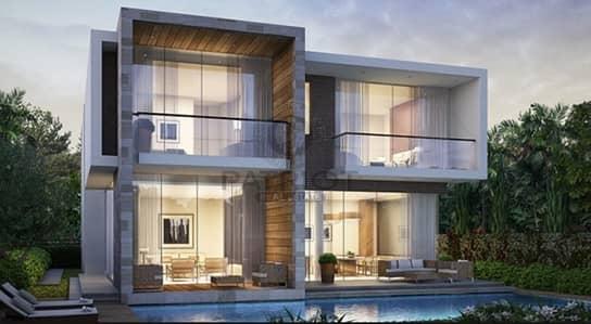 6 Bedroom Villa for Sale in DAMAC Hills (Akoya by DAMAC), Dubai - Luxury 6 BR villa interior by Fendi styled in Damac hills