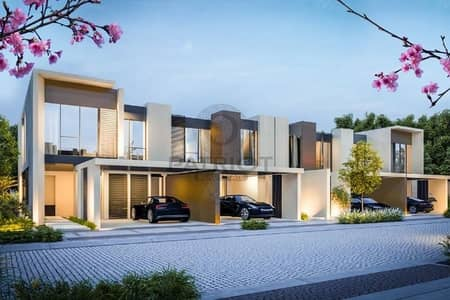 3 Bedroom Villa for Sale in Dubailand, Dubai - Meraas Cherrywoods Exclusive Community Amazing offes 3bed+maids