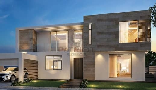 Signature Villa for sale in UAE Free service charges
