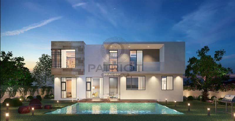 2 Signature Villa for sale in UAE Free service charges