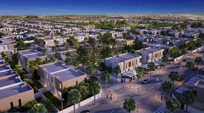 14 Signature Villa for sale in UAE Free service charges