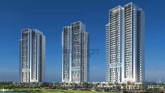 2 Bedroom Flat for Sale in DAMAC Hills (Akoya by DAMAC), Dubai - luxury Golf view almost ready Apartments in   Damac Hills