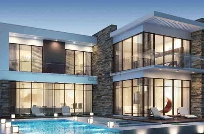 Luxury Serviced 5 BR villa interior by Paramount hotel