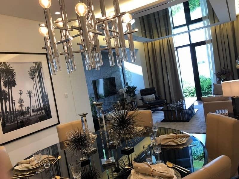 2 Luxury Serviced 5 BR villa interior by Paramount hotel