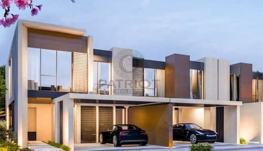 4 Bedroom Townhouse for Sale in Dubailand, Dubai - Book Now With 5 % | 5 Years Payment Plan | Cherrywoods