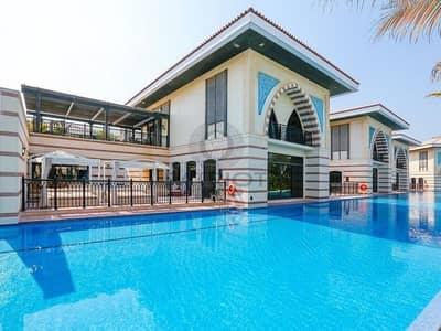 5 Bedroom Villa for Sale in Palm Jumeirah, Dubai - Villa for sale in Dubai Jumeirah Zabeel Saray Royal Residences