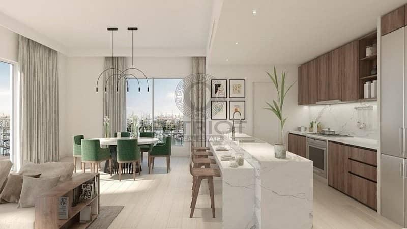 2 Newly Launched Asayel at MJ Living |Burj Al Arab View