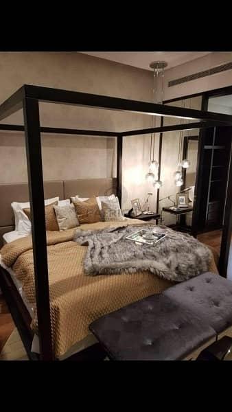 2 Luxury Serviced 4 BR villa interior by Paramount hotel