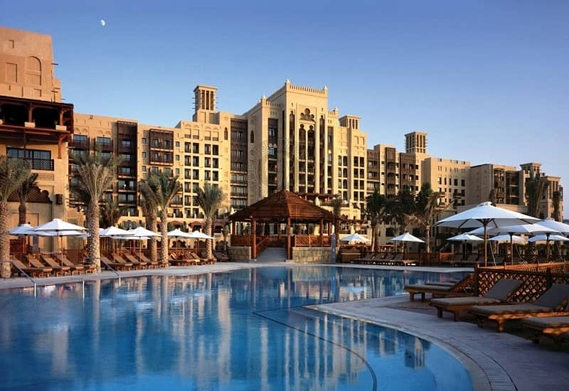 2 Madinat Jumeirah Living|5% To Book