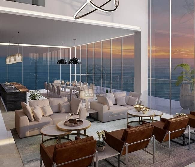 2 |LUXURIOUS PENTHOUSE| PANORAMIC SEA VIEW |BOOK NOW