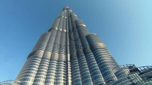 World Tallest Tower Burj Khalifa Two Bedroom Plus Maid